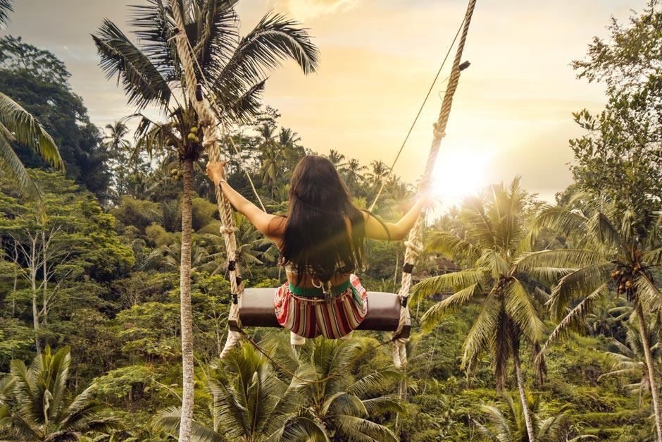Paket Tur Ubud dan Coba Langsung Swing di Tegalalang | Balitripin.com