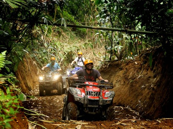 Paket Aktivitas Mengendarai ATV di Ubud