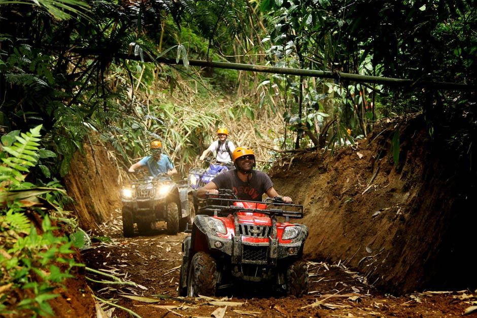 Paket Aktivitas Mengendarai ATV di Ubud | Balitripin.com