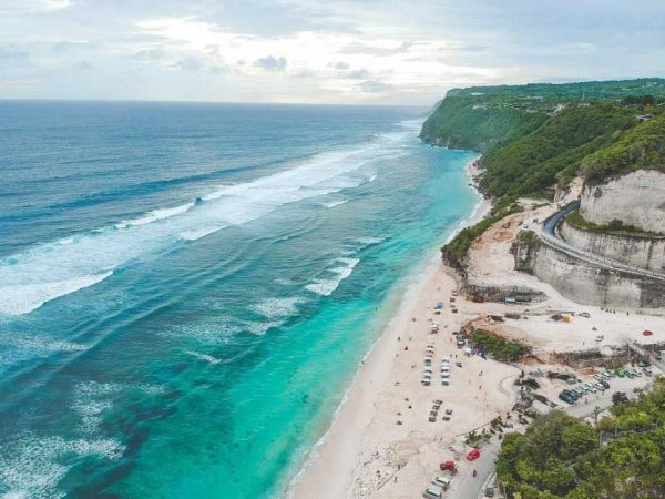 Paket Tur Pantai Pandawa Bali dan Jimbaran